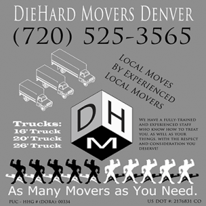 Local Movers Denver Ad